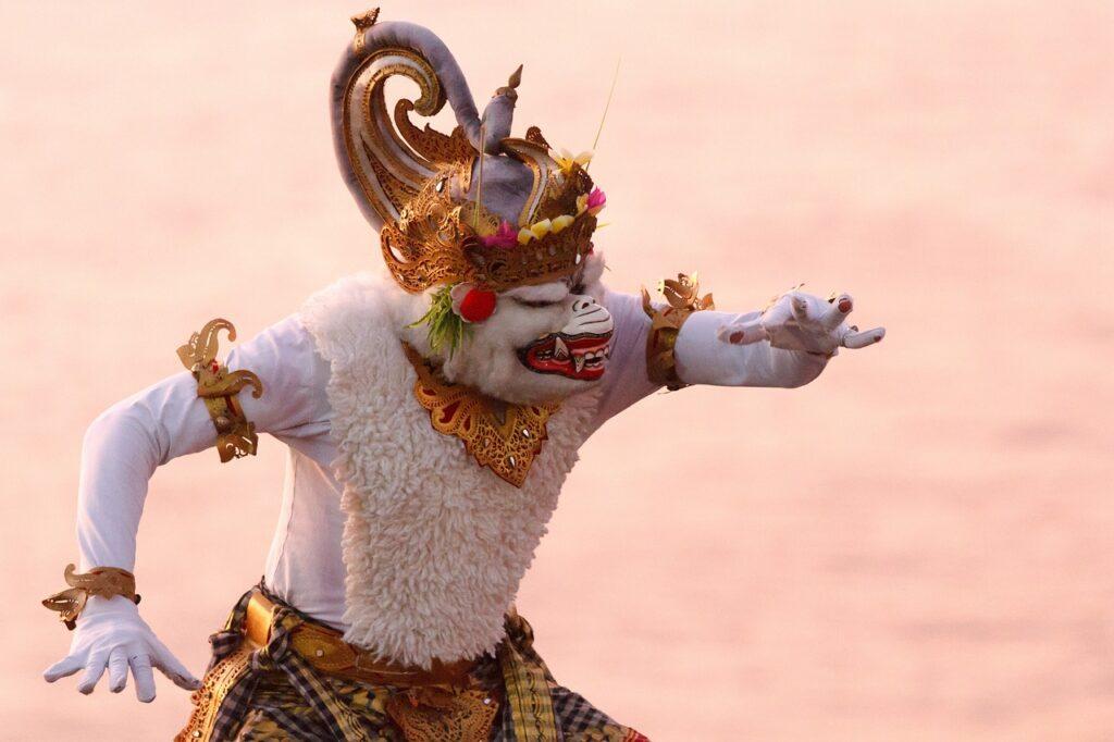 Bild von web Nyepi Balinesisches Neujahr