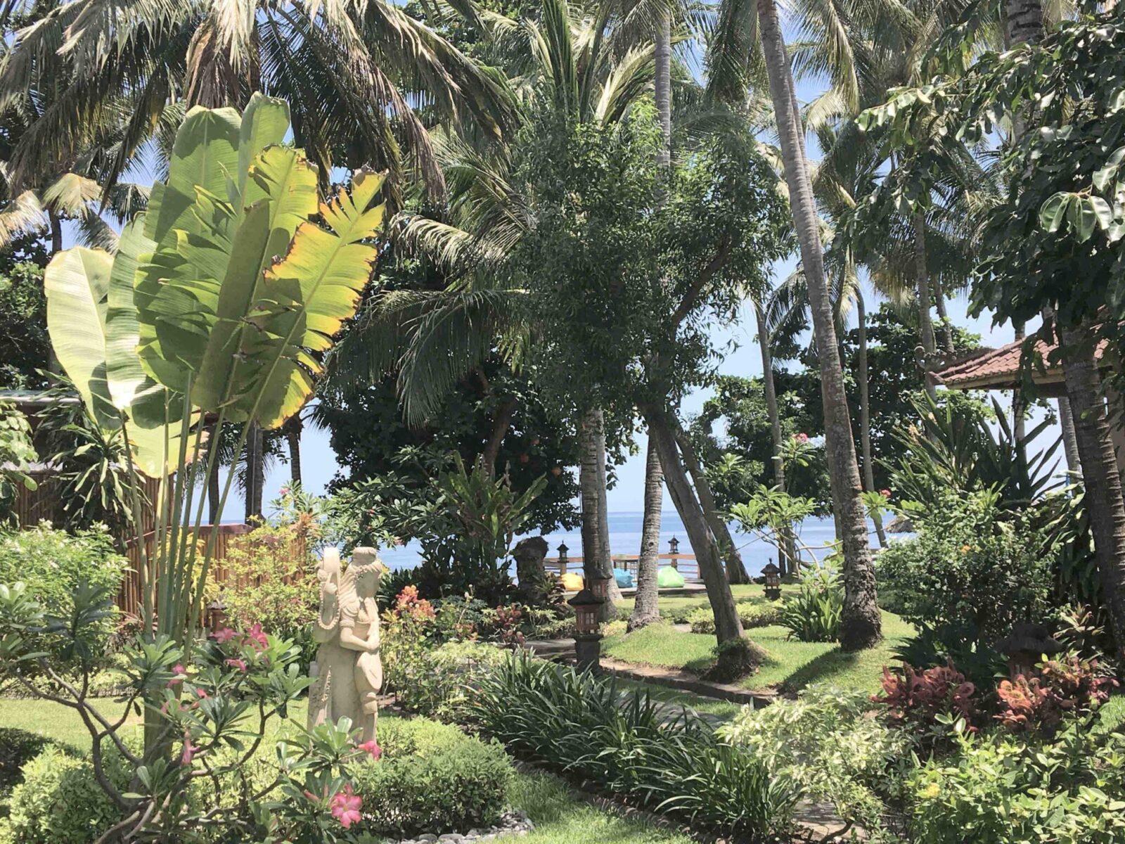 Bild Auszeit auf Bali