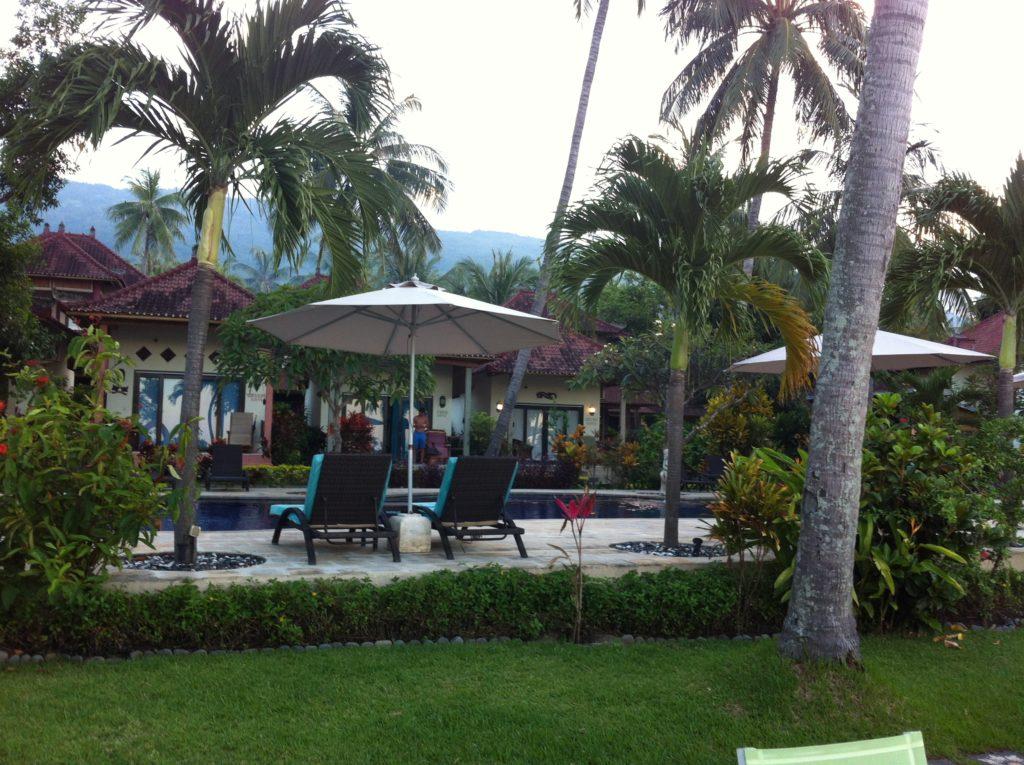 Auszeit auf Bali Bild Hotel
