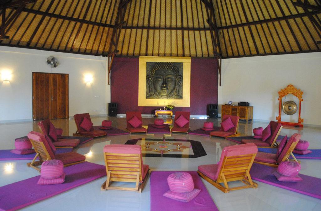 Bild Auszeit auf Bali Seminarraum